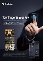 Your Finger is Your Key