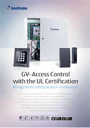 GV-Access Control with UL