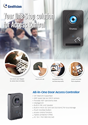 Access controller with an Eye