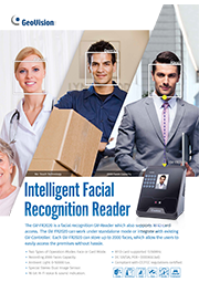 Intelligent Facial Recognition Reader