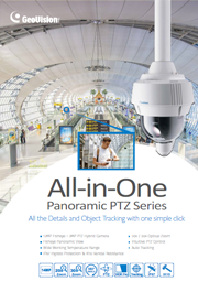 All-in-One Panoramic PTZ Series