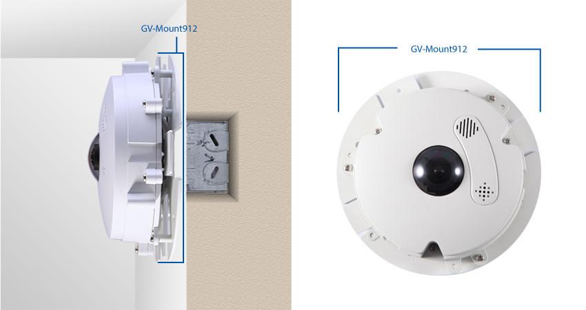 GV-FE5302 - Fisheye - IP Camera - Products - GeoVision