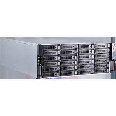 GV-Storage System V2-4U,24-Bay